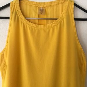 CALIA by Carrie Underwood Tops - CALIA by Carrie Underwood Move Mesh Inset Tank Top